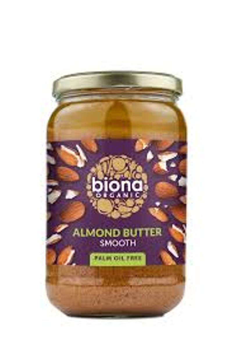 Mandelsmør 350g / Biona Organic