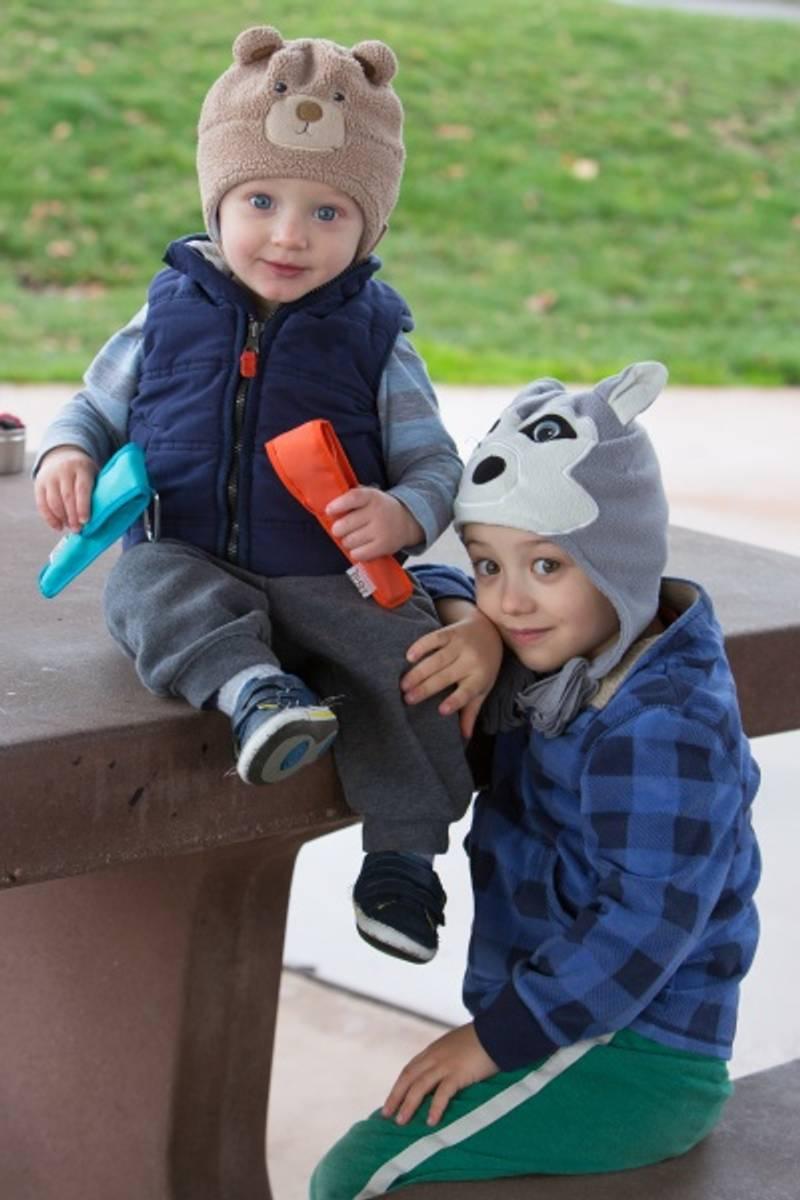 Reisebestikk til barn, Orange / To-Go Ware