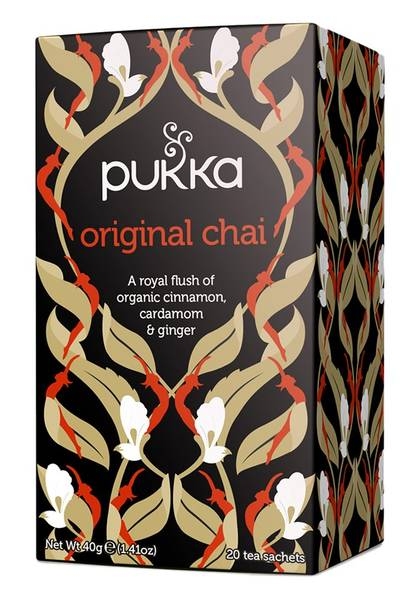 Bilde av Pukka Original Chai 20 teposer