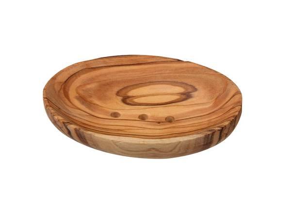Bilde av Liten såpeholder i oliventre / Anaé