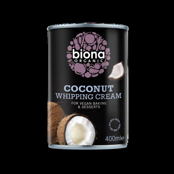 Bilde av Vegansk piskekrem av kokos / Biona Organic