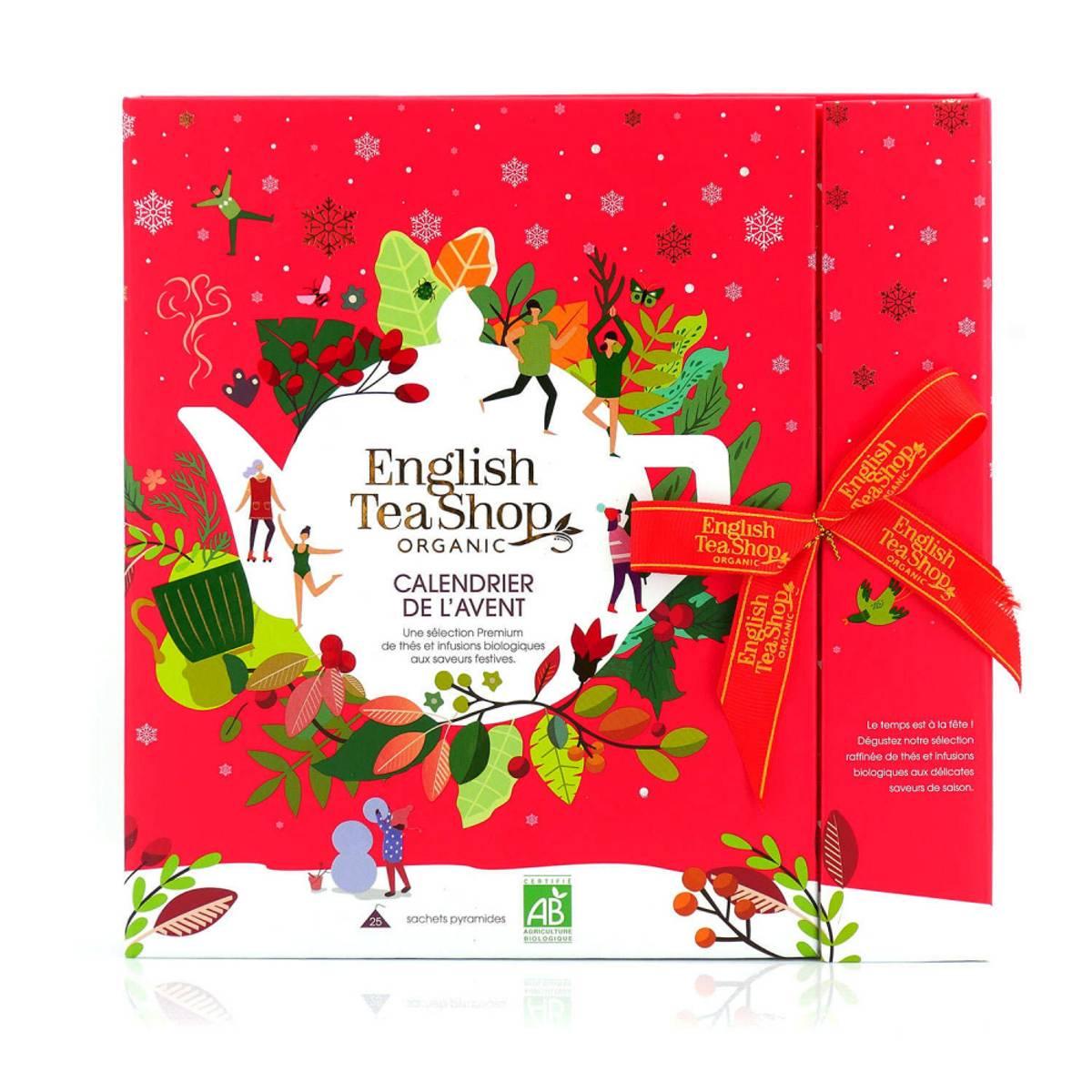 Tekalender, Red Book Style / English Tea Shop