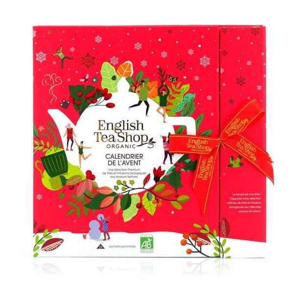 Bilde av Tekalender, Red Book Style / English Tea Shop