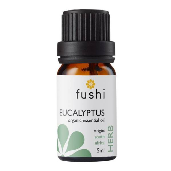 Bilde av Eterisk eukalyptusolje 5 ml, økologisk / Fushi