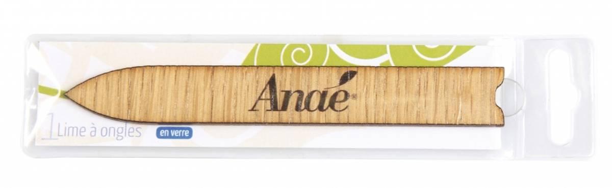 Neglefil i glass, plastfri / Anaé
