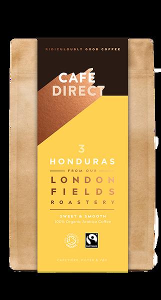 Bilde av Honduras malt kaffe, økologisk & fairtrade / Café Direct
