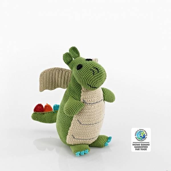 Bilde av Heklet Drage-  håndlaget og Fairtrade / Pebble - Best Years