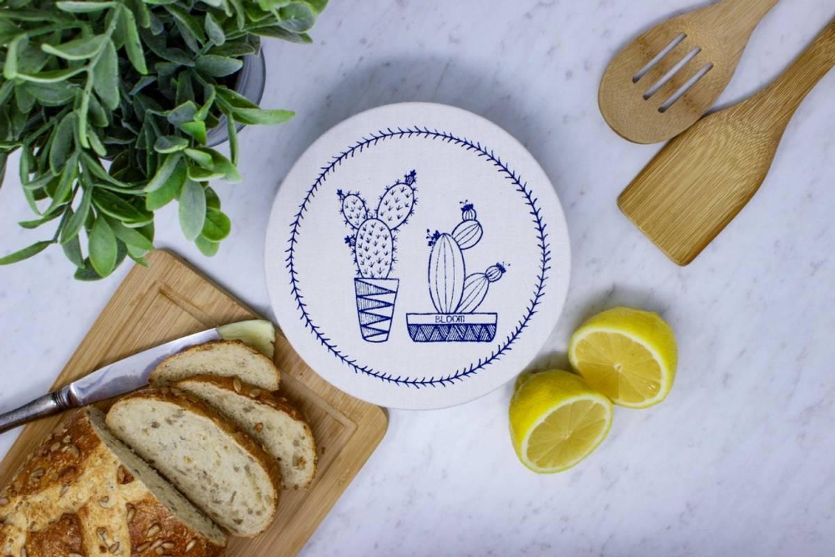 Str. S Vokset bolletrekk, Cactus / Your Green Kitchen