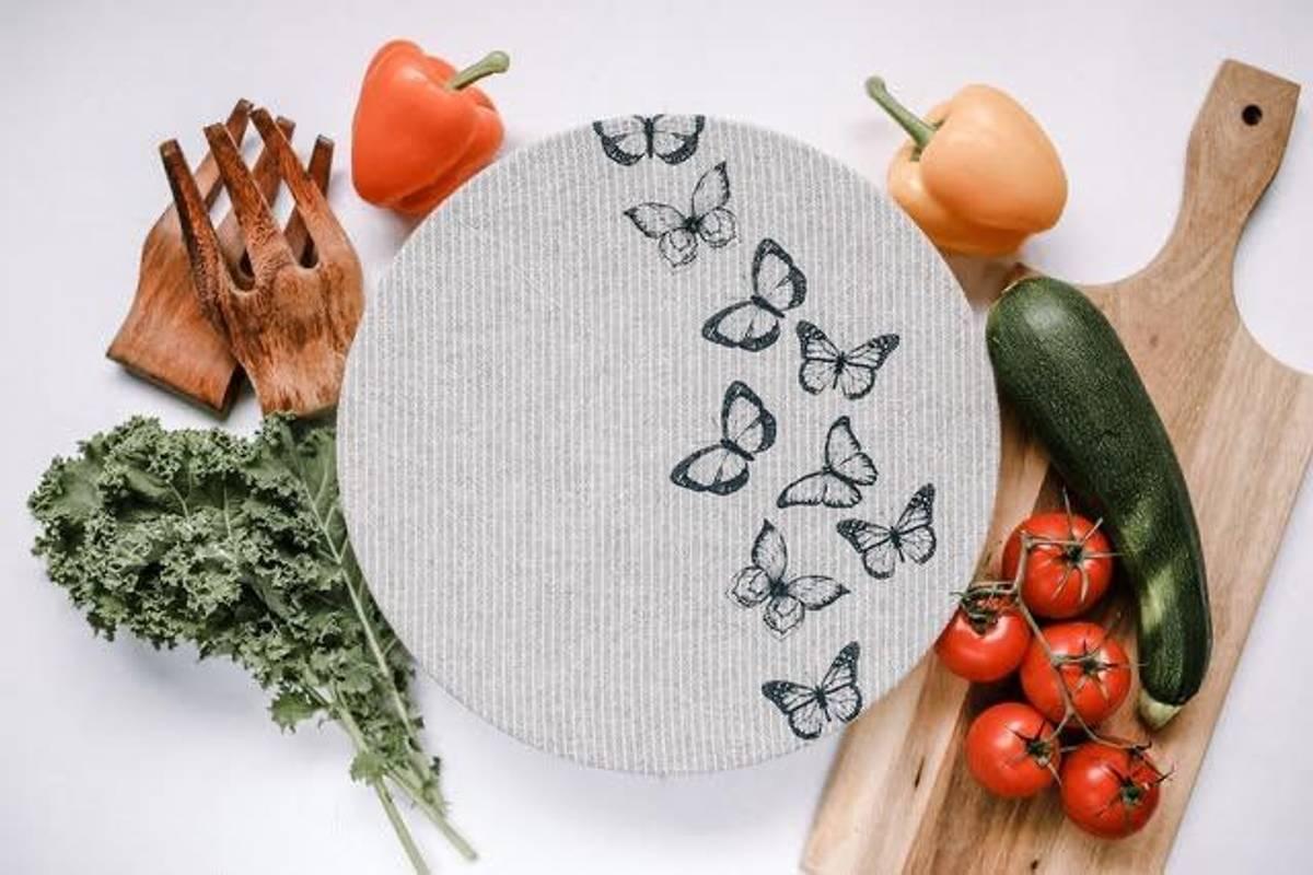 Str. XXL Bolletrekk, Butterfly / Your Green Kitchen