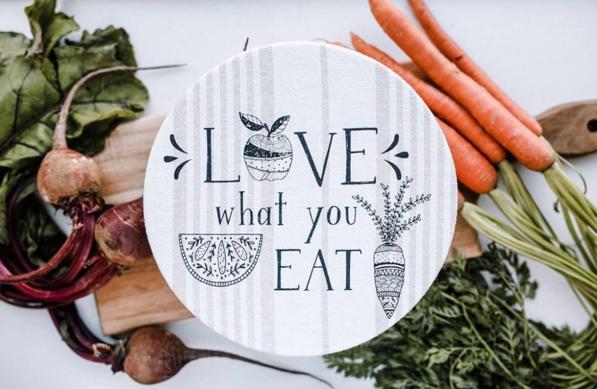 Str.L Bolletrekk, Love What You Eat / Your Green Kitchen