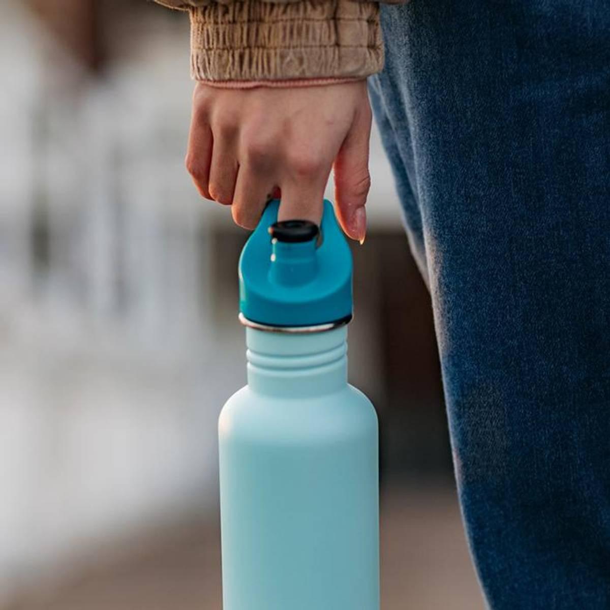Drikkeflaske Sport 532 ml, Blue Tint / Klean Kanteen