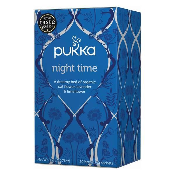 Bilde av Pukka Tea Night time 20 teposer
