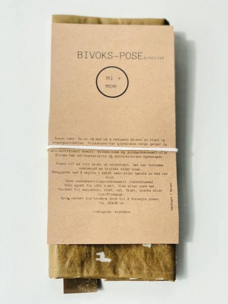Bilde av Bivokspose med strikk, Lama / Mi + Moe