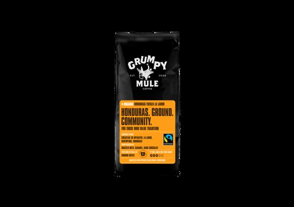 Bilde av Honduras Fuerza La Labor 227g malt kaffe/ Grumpy Mule